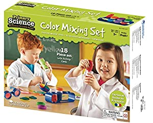 House of Toys Casa De Juguetes - 785.710 - Scientific Games - Learning Kit - Mezcla de Colores