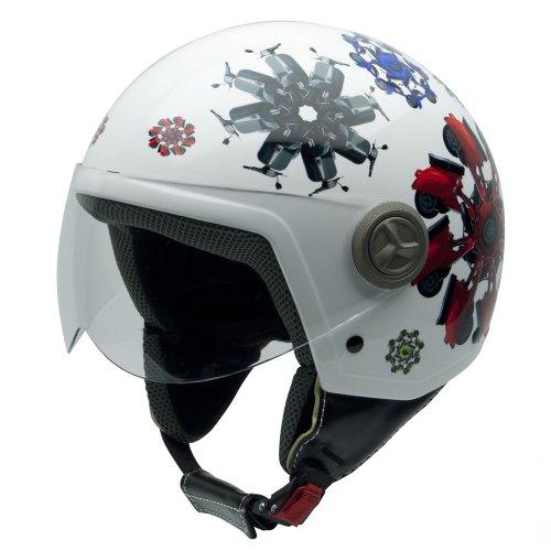 NZI-490004G416-3D-Vintage-II-Vespa-Flowers-Casco-Moto-Taglia-XS