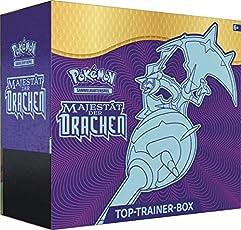 Pokémon Company International 45064 PKM SM07.5 Top Trainer Box