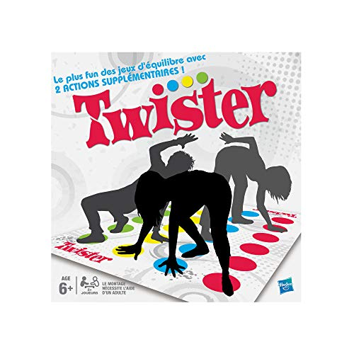 Hasbro Twister - Nouvelle Version -