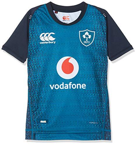 Canterbury per bambini ufficiale irlanda 18/19alternate pro rugby maglia, bambino, b809423l15, moroccan blue, taglia 12