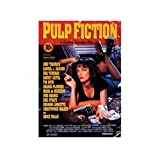 Pulp Fiction - Reproduction One Sheet