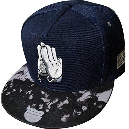 Belsen unisex Christian Jesus Gebet Hand Cap Baseball Hut Trucker Hat -