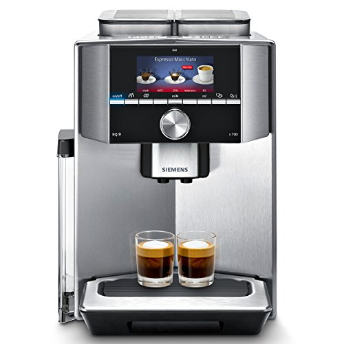 Siemens TI907501DE Kaffee-Vollautomaten (1500 W, 19 bar)...