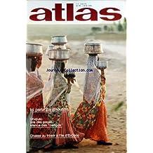 ATLAS A LA DECOUVERTE DU MONDE [No 113] du 01/11/1975 - ICI PARLA ZARATHOUSTRA PAR GROSSET - URUGUAY - SILENCE DES CAMPOS PAR PATELLANI - AU PAYS DU CHEVAL-ROI PAR G. FORGET - MUSEES RUSSES - LA BEAUTE DES ANCIENS MYTHES PAR DE BOCA - UN CHEF-D'OEUVRE AU FOND D'UNE MINE PR LANGINI