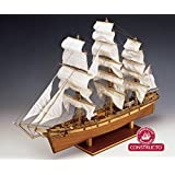 """Constructo 80838 Model-Making Kit """"Cutty Sark"""" Ship in 1:115 Scale"""