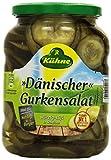 Produkt-Bild: Kühne Gewürzgurke Dänischer Gurkensalat, 360 g