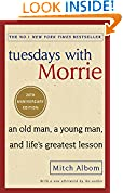 #2: Tuesdays With Morrie: An old man, a young man, and life's greatest lesson