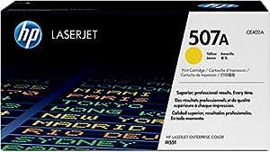 CE402A HP 507A LaserJet Toner cartridge - Yellow