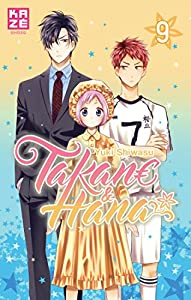 Takane et Hana Edition simple Tome 9