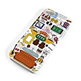 Telecharger Livres Coque Rigide pour iPhone 5 5S Modele Friends TV Show Citation Collage plastique blanc iPhone 5 5S (PDF,EPUB,MOBI) gratuits en Francaise