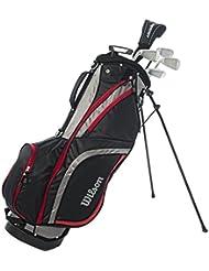 Wilson Prostaff HDX Fer 5/7/9/SW bois 3Demi-Set de Golf Putter, Sac trépied