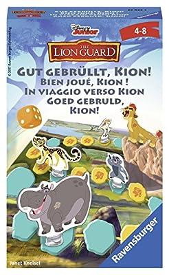 Ravensburger - 234233 - Jeu de Société - Le Roi Lion - Bien Joué Kion