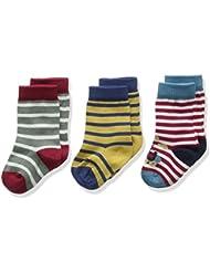 Kite 3 Pack Socks, Calcetines Para Bebés, ( lot de 3 )