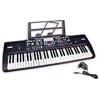 Bontempi 16 6115 61-Full Size Key Keyboard/Adaptor and USB Connection