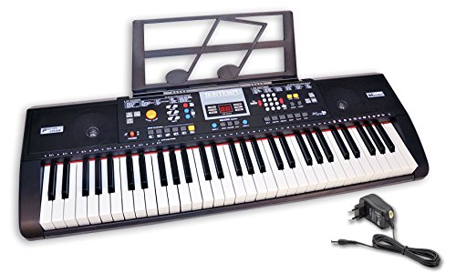 Bontempi- tastiera da tavolo 61, 16 6115