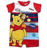Winnie the Pooh und Tigger Kollektion 2018 Strampelanzug 56 62 68 74 80 86 Jungen Strampler Einteiler Sommer Neu Baby bis Kleinkind