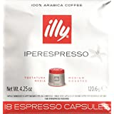 108 capsule Illy Iperespresso tostatura media