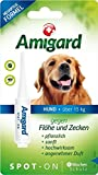 Amigard Spot-On Hund über 15 kg 3x 4 ml