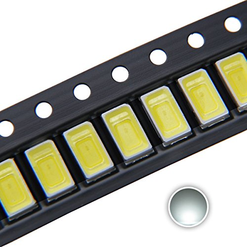 Back To Search Resultselectronic Components & Supplies Lovely 100pcs 5050 Led Chip Smd Cool White 10000k 15-18lm 60ma Dc 3v Ultra Bright Surface Mount Smt Bead Light Emitting Diode Lamp Led To Assure Years Of Trouble-Free Service Active Components