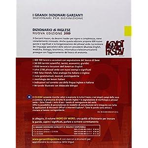 Grande dizionario Hazon di inglese 2009. Con CD-RO