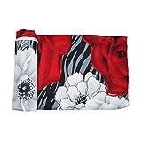 Frabjous Design Multicolor Floral Print ...