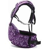 Hipseat bebé niño Front Carrier algodón infantil transpirable mochila Sling