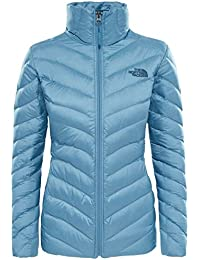 The North Face W Trevail Jacket Chaqueta, Mujer, Azul (Provincial Blue), L