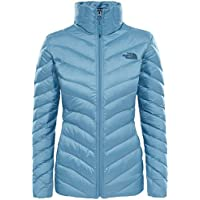 The North Face W Trevail Jacket Chaqueta, Mujer, Azul (Provincial Blue), M