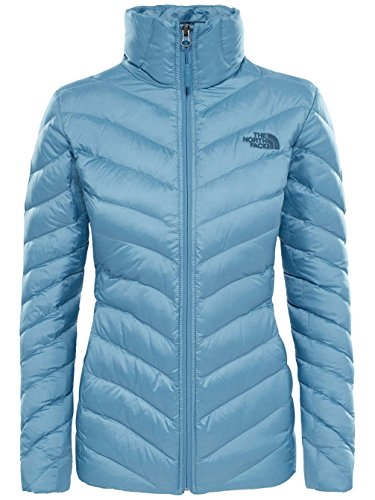 THE NORTH FACE Damen Trevail Jacke Hike, Provincial Blue, XL (Xl Daunenjacke Womens Face North)