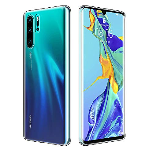 "Simpeak Cover per Huawei P30 PRO, Custodia Huawei P30 PRO Liquid Crystal Estremamente Sottile & Puro Trasparente Cover per P30 PRO 6,47"""