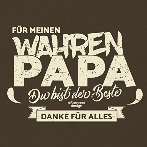TOP Geschenk Shirt perfekt zum Vatertag, Geburtstag, Weihnachten, Ostern …  mit Spruch ...