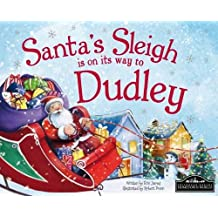 Santa's Sleigh is on its Way to Dudley