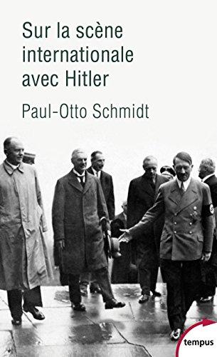 Sur la scne internationale avec Hitler