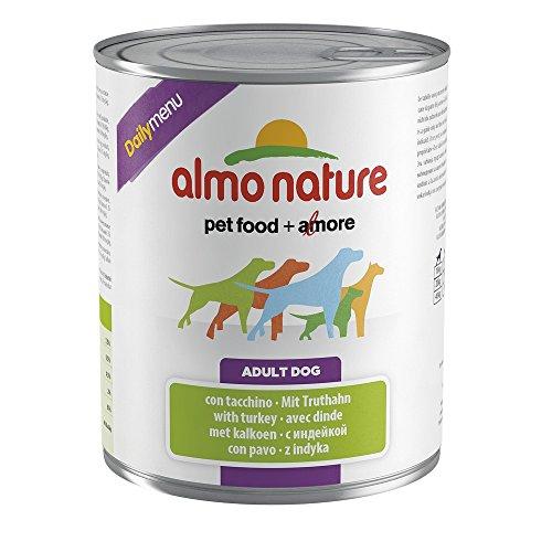 Almo Cane Daily Menu Gr 800 X 12 Tacchino