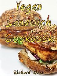 Vegan Sandwich Cookbook (English Edition)