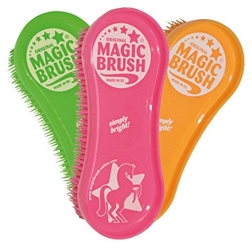 Kerbl 324094 Magic Brush Set, neon