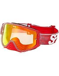 Herren MX Brillen Spy Woot Race Mx Red Flash