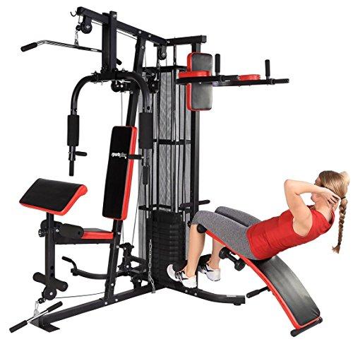 Zoom IMG-2 sportplus multi gym stazione fitness