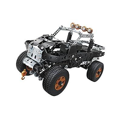MECCANO–Toy Camion 4x 4(Bizak 61929179)