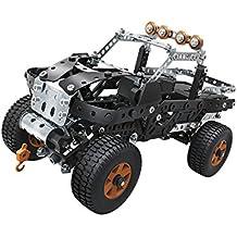 Meccano - Juguete camion 4x4 (Bizak 61929179)