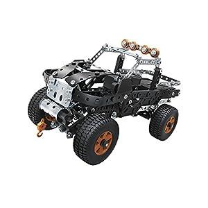 Meccano Set de Construcción Camión 4x4 Aprendizaje Steam (BIZAK 61929179)