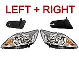Focus MK2Scheinwerfer Scheinwerfer Halterung Tab Reparatur-Set links und rechts Seite