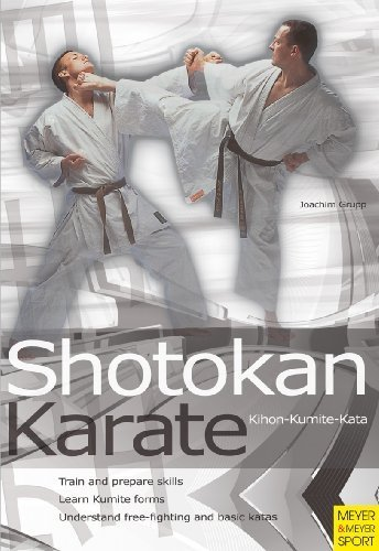 Shotokan Karate - Kihon-kumite-kata 2 Revised edition by Joachim Grupp (2009) Paperback