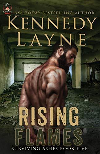 Rising Flames: Surviving Ashes, Book 5 (Yellowstone Park Romantik)