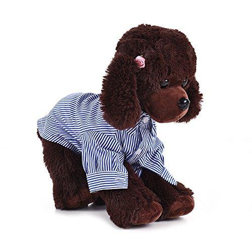 Decdeal Hunde Hemd Hunde Kleidung mit Modischen ()