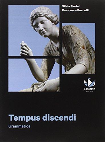 Tempus discendi grammatica. Per le Scuole superiori. Con e-book. Con espansione online