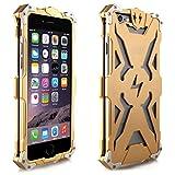 Alienwork Schutzhülle für iPhone 6 Champagner-Gold Hülle