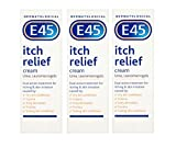 Best Itching Creams - E45 Itch Relief Cream 100g x 3 Packs Review