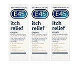 E45 Itch Relief Cream 100g x 3 Packs